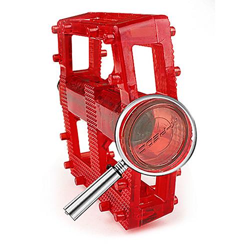 CoolChange PC материал Сверхлегкий Anti-Slip Red Ball Bearing педали Lightinthebox 429.000