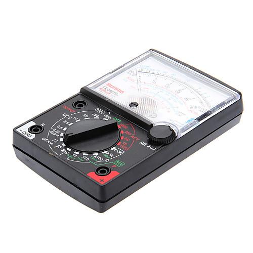 УХ-360TRN Электрический метр тестер мультиметр Цифровой измеритель / Аналоговый Аналоговый Multitester мультиметр Lightinthebox 386.000