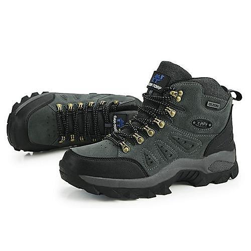Мужская и Женская Открытый Dunk High Водонепроницаемые износостойких Обувь Lightinthebox 3007.000