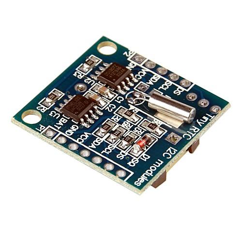 Новый DS1307 I2C RTC DS1307 24C32 Часы реального времени Модуль для Arduino Lightinthebox 171.000
