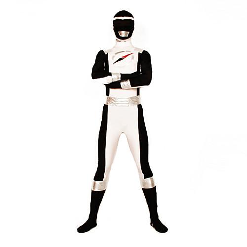 Мощность Ranger GoGo Sentai Boukenger Bouken Черный Зентаи Косплей Костюм Lightinthebox 2148.000