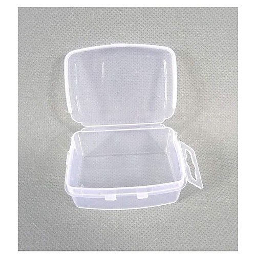 Пластиковый прозрачный корпус хранения два набора Lightinthebox 214.000