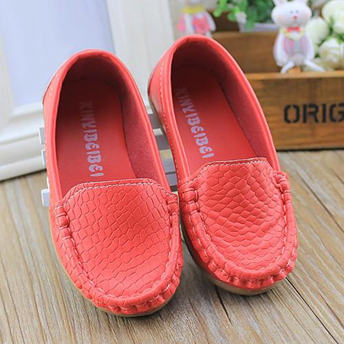 Детские Весна Личное Конфеты Холост Pure Color обувь Lightinthebox 730.000