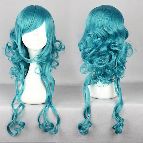 Harajuku стиль Косплей синтетический парик Лолита длинными вьющимися Волнистые (зеленый) Lightinthebox 1202.000