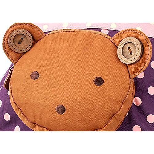 Детская Симпатичные Teddy Bear ремни безопасности Рюкзак Lightinthebox 1073.000