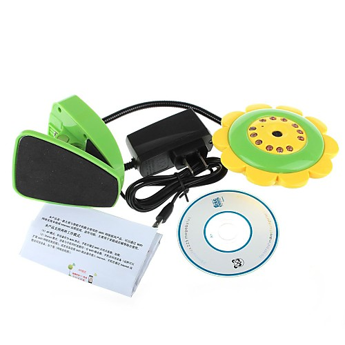 YESXT 300KP HD Wi-Fi камера наблюдения / Дистанционное Радионяня / Wireless Monitor / мультфильм монитор Lightinthebox 1587.000