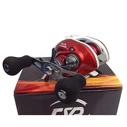 Рыболовная катушка,супер кастинг низкопрофильная 12 1 Lightinthebox 1288.000