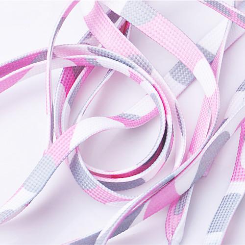 1 пара ЧМ-2014 Розовый Шнурки (120 см) Lightinthebox 42.000