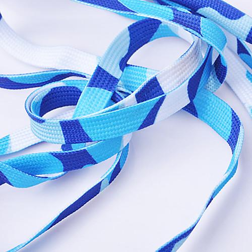 1 пара ЧМ-2014 Синий Шнурки (120 см) Lightinthebox 42.000