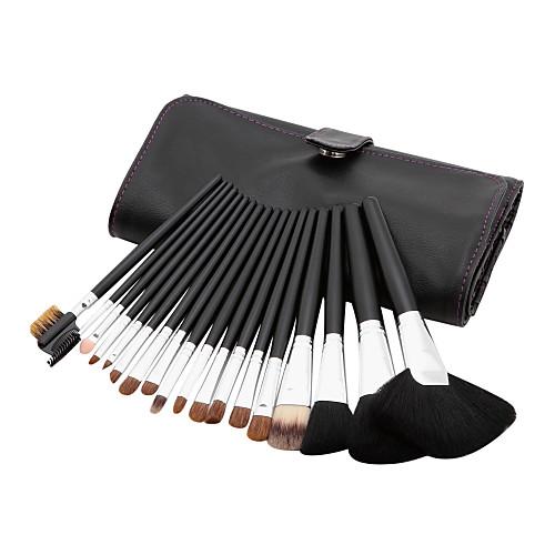 18pcs Соболь волос Профессиональный макияж кисти указан Lightinthebox 1675.000