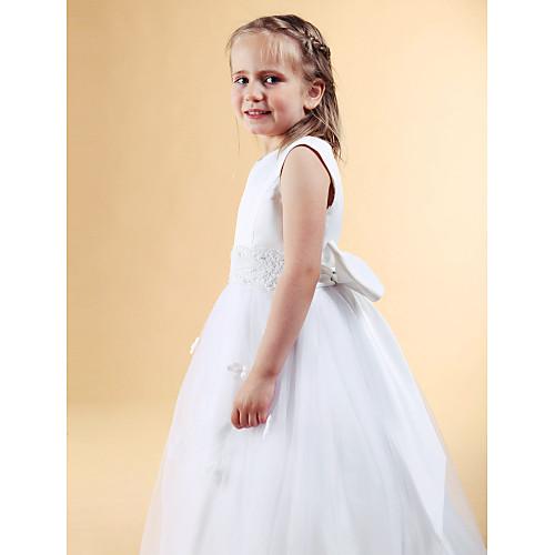 VELVET - Платье для девочек из атласа Lightinthebox 3866.000