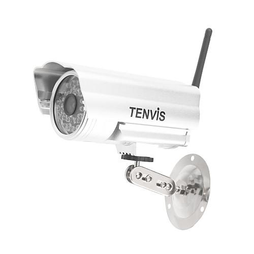 TENVIS-беспроводная IP камера наружного (Free DDNS, 20м ночь Vison) Lightinthebox 2148.000