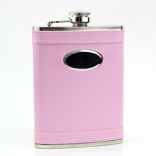 персонализированные розовые 8-унций колбу Lightinthebox 265.000
