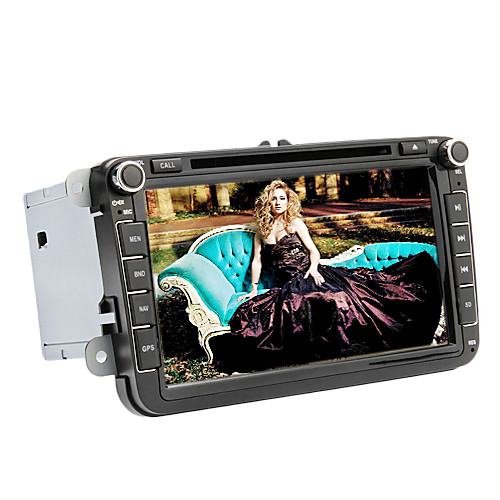 Автомобильный DVD плеер 8