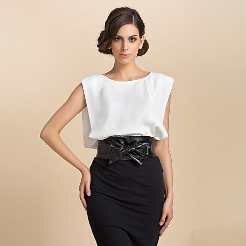 Мода / Партия Ницце PU женщин пояса (больше цветов) Lightinthebox 270.000