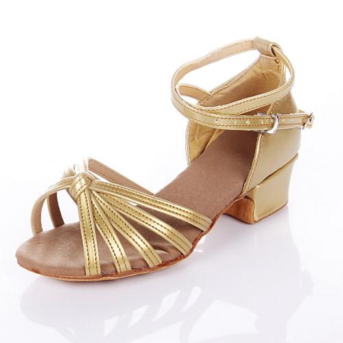 Женщины & Детская обувь искусственной кожи Dance For Латинской / бальных Сандалии (другие цвета) Lightinthebox 644.000