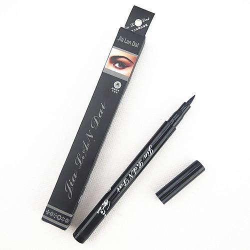 Профессиональный водонепроницаемый жидкий карандаш для глаз