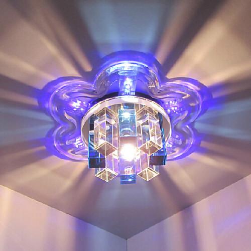 привело кристалл скрытой установки, 1 светлый, современный творческий металла Lightinthebox 1933.000