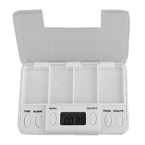 цифровая медицина сроки напоминание коробка с 4-таблетки отсеков и 8 ежедневных сигнализации (ceg8101) Lightinthebox 214.000