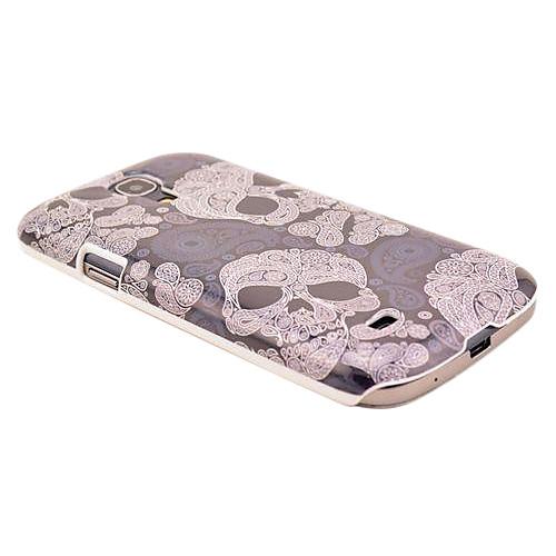 Прохладный Череп Жесткий задняя обложка чехол для Samsung Galaxy S4 Mini I9190 Lightinthebox 128.000
