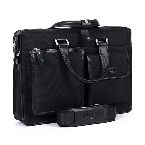 мужской офис формальный черный Бизнес портфель сумка