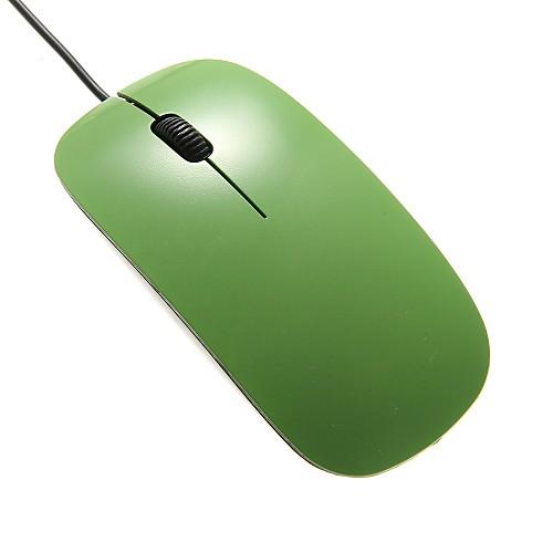 USB Проводная ультратонких Оптический Высокоскоростной мышь (разных цветов) Lightinthebox 128.000