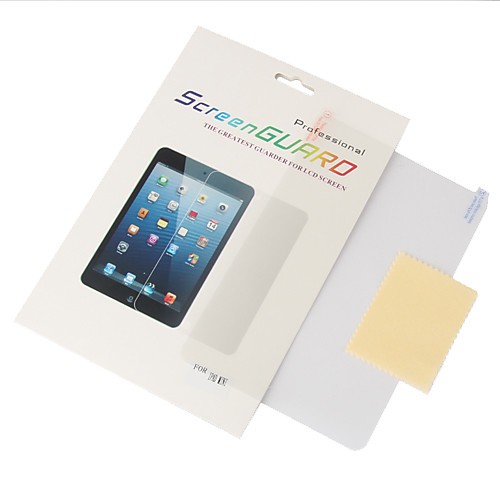 Screen Protector с Ткань для очистки для IPad мини- Lightinthebox 128.000