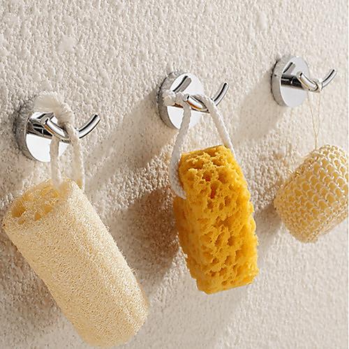 Аксессуары для ванной комнаты из нержавеющей стали крюк робы Lightinthebox 429.000