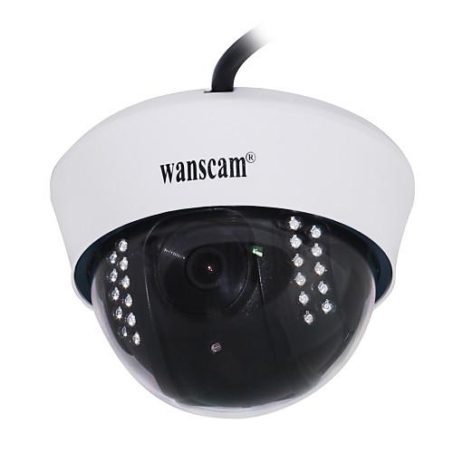 Внутренняя беспроводная камера Wanscam с ИК-фильтром 15 м