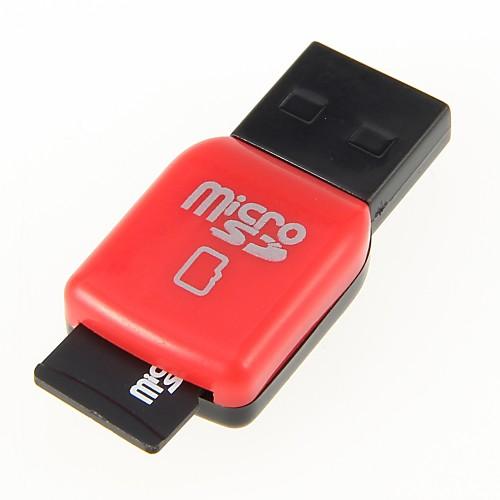 класс 10 32gb MicroSDHC карт памяти TF с кард-USB Card и SDHC SD адаптером Lightinthebox 1503.000