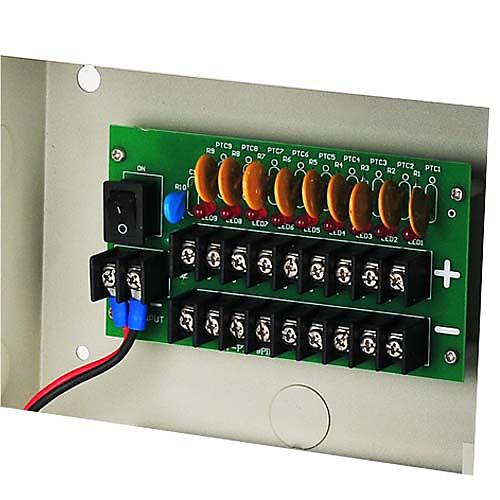 9ch/10a питания коробка  схема защиты от короткого  высокая защита от перенапряжения Lightinthebox 2405.000