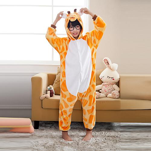 Прекрасный Жираф фланели Дети Kigurumi пижамы Lightinthebox 1718.000