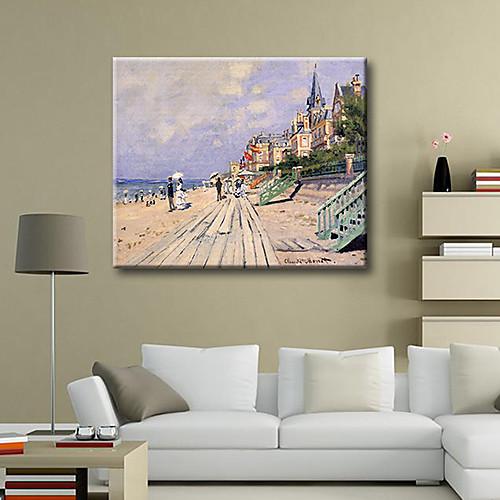 Масляная картина ручной работы - репродукция Клода Моне
