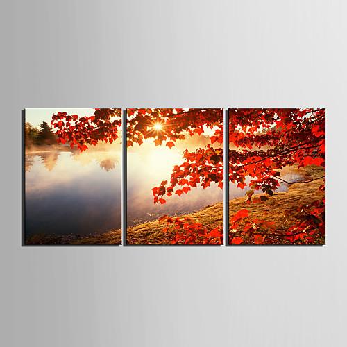Картина печатная, мотив пейзаж, 3шт. Lightinthebox 2148.000