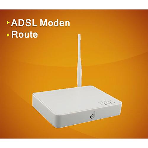 comfast tg585v7 беспроводной маршрутизатор ADSL2  модем-маршрутизатор 4Ports -White Lightinthebox 773.000