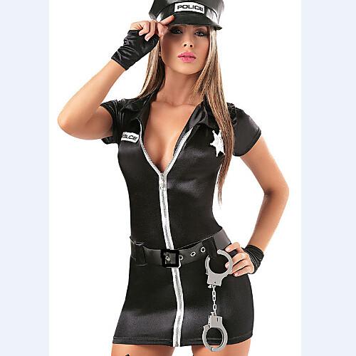 Прохладный Полицейские Платье Lightinthebox 1718.000