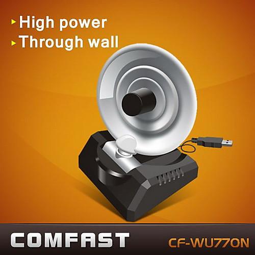 comfast CF-wu770n 150Mbps беспроводной точки доступа на большие расстояния адаптер WiFi Lightinthebox 343.000