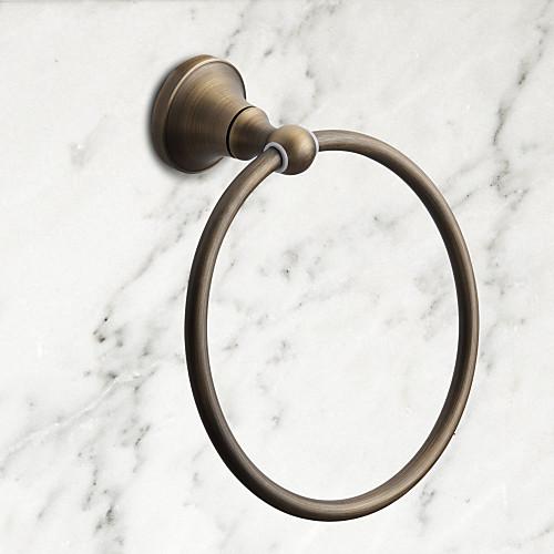 Держатель для полотенец Высокое качество Античный Латунь 1 ед. - Гостиничная ванна полотенце