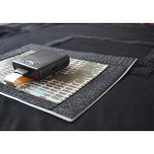 Звук и музыка активированный спектр вю метр-эль-визуализатор привело футболке (2  AAA) Lightinthebox 1073.000
