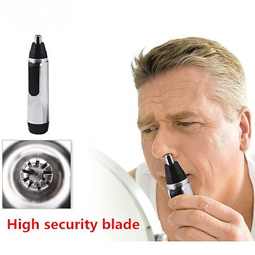 электрический нос ухо волосы на лице триммер Очиститель электробритвы клипер высокий уровень безопасности (питание от 1 батареи AA) Lightinthebox 386.000