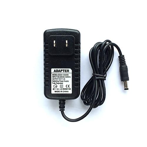 Переменного тока в постоянный адаптер питания (DC 12V 2A) видеонаблюдения камеры безопасности питания Lightinthebox 343.000