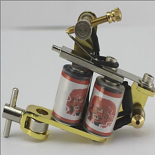 графита металла ручной татуировки шейдеров пистолет и вкладыша (DT-m014) Lightinthebox 558.000