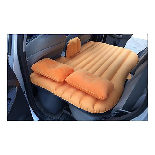 Lebosh автомобиль воздушная кровать задний матрац утолщение оксфорд ткань оранжевый