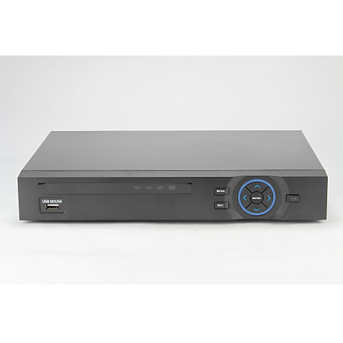 16CH H.264 Главная Система безопасности DVR Kit (16pc 700 ТВЛ ИК-Открытый Водонепроницаемая камера, HDMI, USB 3G Wi-Fi) Lightinthebox 18047.000