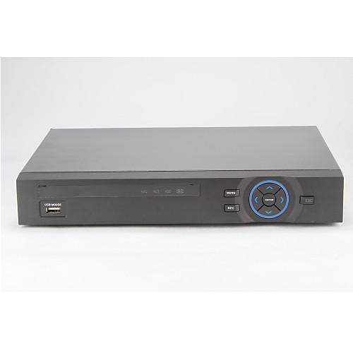 безопасности дома 8-канальный 960H DVR Kit (4шт 700tvl ИК-открытый водонепроницаемый камеры системы, HDMI, USB 3G WiFi) Lightinthebox 6445.000