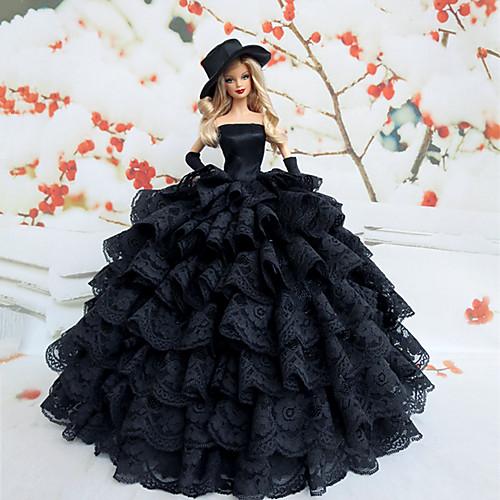 Кукла Барби сияющих звезд Pattern Делюкс вечернее платье Lightinthebox 429.000
