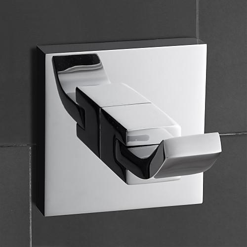 Набор из 4 хромированных вешалок для полотенец и т.д. в ванную комнату Lightinthebox 2577.000