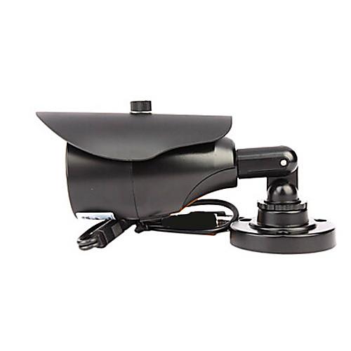 600TVL ИК-CUT ИК Пуля Водонепроницаемая камера с 25 метров ИК-диапазона и 24pcs Черный светодиодов Lightinthebox 1460.000