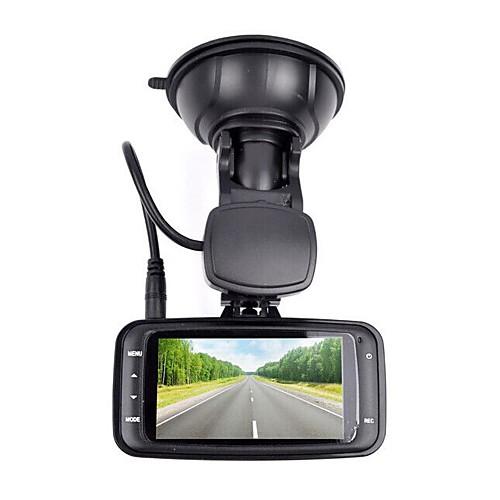 novatek Full HD 1920 x 1080 Автомобильный видеорегистратор 2,7 дюйма Экран Автомобильный видеорегистратор от Lightinthebox.com INT