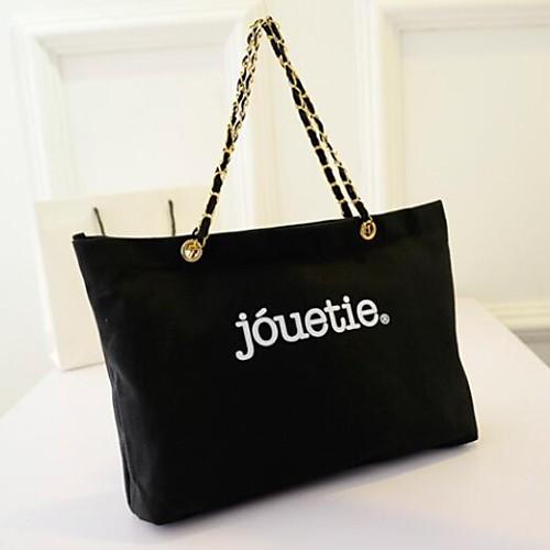 женская новая мода холст сумка